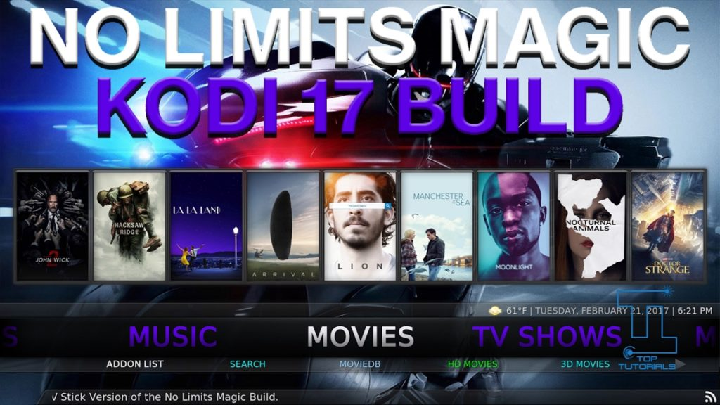 no-rajoja-magic-Build-on-the-best-Kodi build